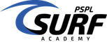 The SURF ACADEMY Logo